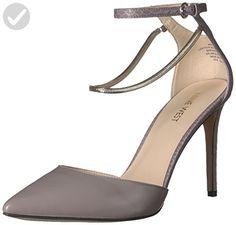 8530ed5f0eb9 Nine West Women s Terasa Leather Dress Pump