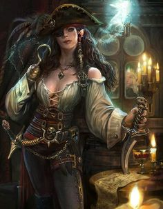 Card: Vengeful Captain Hook