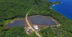 Tesla and SolarCity powers an entire island nation with nearly 100% solar | Inhabitat | Bloglovin'