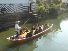 水都 柳川の川下りで、冬期間限定「こたつ舟」が運行が始まりました。福岡県