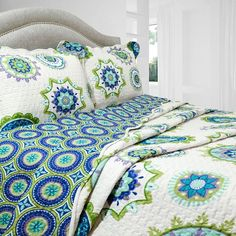 Nicole Reversible Quilt Set - $89.99