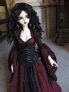 Mystic Dolls: Preview LDoll #5 - SD + Liste des Stocks...
