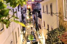 Lisbon Guide - Stay, Eat and Do! by Two Worlds One Life Second World, First World, Lisbon Guide, Across The Bridge, Party Places, Old Town, Bridges, Great Places, Cities