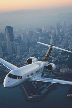 A private jet to take me anywhere I want to go at anytime.