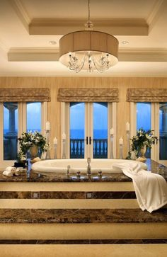 12 Gorgeous Luxury BathroomDesigns - Style Estate -