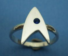 Star Trek Wedding Ring