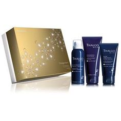 Coffret de Noel Thalgo #formen #LeGuide.com Christmas Gift Guide, Christmas Gifts, Man Set, All Things Beauty, Eyeshadow, Skin Care, Day, How To Make, Gift Guide