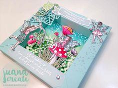 Juana Ambida   Fairy Celebration Magic   International blog hop Stampin' Up! #Fairycelebration,…