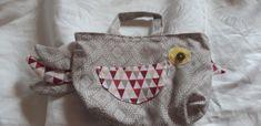 Berta braun rot Diaper Bag, Burlap, Lunch Box, Reusable Tote Bags, Hand Crafts, Repurpose, Get Tan, Red, Cotton