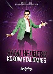 Sami Hedberg: Kokovartalomies-dvd1 Stand Up Comedy, Music, Books, Movies, Movie Posters, Musica, Musik, Libros, Films