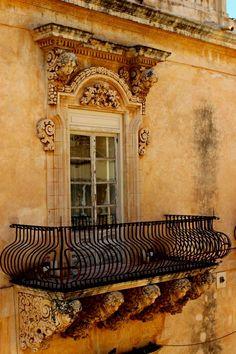 Palazzo Nicolaci di Villadorata - Noto, Sicily