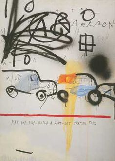Basquiat Painting Bas16 | Pinturas al Oleo | Ming Gallery Basquiat Paintings, Artist Bio, Mondrian, Kandinsky, Renoir, Banksy, Art Reproductions, Art Oil, Monet
