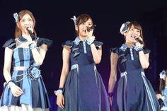 乃木坂46「真夏の全国ツアー2015」東京・明治神宮野球場での8月31日公演の様子。