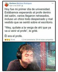 Memes Estúpidos, New Memes, Funny Memes, Programmer Humor, Mexican Memes, Spanish Memes, Quality Memes, Laughing So Hard, Reaction Pictures