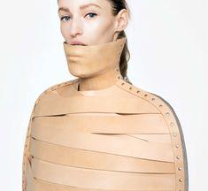 Marina Hoermanseder. Lookbook SS15.