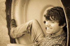 farm senior photo guy | Brett's Senior Portrait Photography Session (Riviera Senior Portrait ...