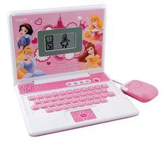 VTech Disney's Princess Princess Fantasy Notebook-- #ChristmasGiftIdeas