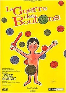 War of the Buttons (La Guerre des Boutons) directed by Yves Robert - 1962