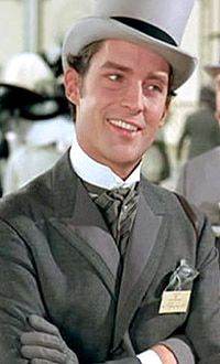 Jeremy Brett my fair lady - somehow I never realized my favorite Sherlock Holmes had once played Freddy Eynsford-Hill in the film version of My Fair Lady!