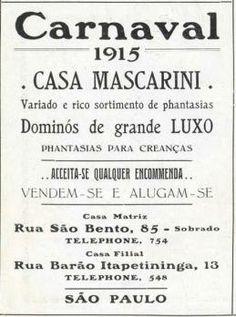 1915 - Casa Mascarini
