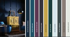 2017 Sherwin Williams Color Forecast - Evolution of Style