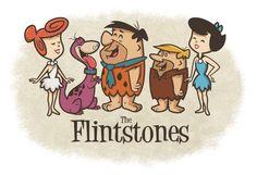 toon054 - The Flintstones / Hanna Barbera (1960)