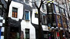 KUNST HAUS WIEN is Vienna's most unusual museum - the building was designed by Friedrich Hundertwasser, which means plenty of colors and no straight lines - even the floors are organically uneven! The museum houses Hundertwasser's life's work, as well as rotating contemporary exhibitions. Open DAILY 10am - 7pm. www.kunsthauswien.com/en