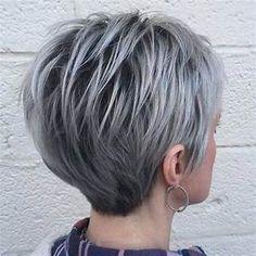 52 Lavish Gray Hair Ideas You'll Love | Hair Motive Hair Motive