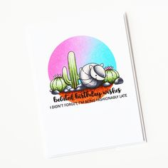 Latest News - Clear stamp sets manufactured from high quality photopolymer. Belated Birthday Wishes, Lets Roll, Clear Stamps, Rock N Roll, Rolls, Blog, Cards, Rock Roll, Buns