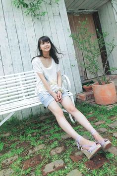 Mikako Tabe - Eye sugar photo's