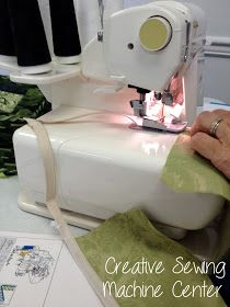 Install a Zipper with your Serger: A Tutorial