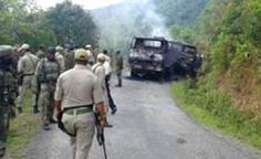 Security forces trying to plug jungle routes used by militants Indo-Myanmar border Check more at http://www.wikinewsindia.com/english-news/hindustan-times/national-ht/security-forces-trying-to-plug-jungle-routes-used-by-militants-indo-myanmar-border/