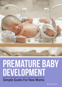 When it comes to growth & development, the milestones remain the same. But for premature babies, there is some leeway. Check out premature baby growth chart