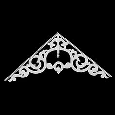 Maintenance-free gable decorations at discount prices: WholesaleMillwork.com