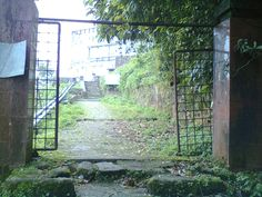 The too old gate