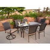 Found it at Wayfair - 7 Piece Patio Dining Set