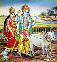 Shiva Parvati Images, Durga Images, Lakshmi Images, Shiva Hindu, Lord Krishna Images, Radha Krishna Pictures, Shiva Shakti, Hindu Art, Krishna Statue