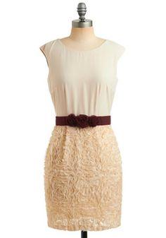 Raspberry Swirl Dress, #ModCloth
