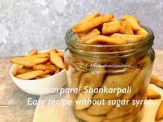 Shakkarpara/Shankarpali/Meethe Pare/Shakarpare – Food, Fitness, Beauty and More