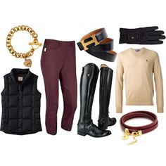 Fall colors - Polyvore