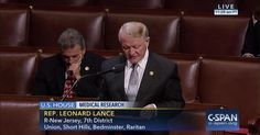 "Senator Leonard Lance: The U.S. House of Representatives passed landmark legislation that will spur medical innovation, speed access to new drugs, expand access to mental health treatment and battle the opioid epidemic.     http://sowa.typepad.com/blog/2016/12/senator-leonard-lance-the-us-house-of-representatives-passed-landmark-legislation-that-will-spur-med.html  Lance Statement on the Death of Fidel Castro ""... tyranny oppressed the lives of many, separated families for a lifetime and…"