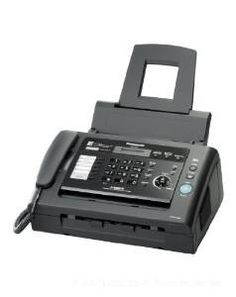 Panasonic Monochrome Fax Communications with Laser Print Quality - 10 ppm - 600 x 600 dpi - AC Printers On Sale, Best Printers, Multifunction Printer, Laser Printer, Office Phone, Computer Accessories, Cool Things To Buy, Cool Designs, Office Supplies