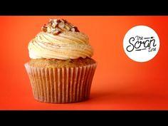 CARROT CAKE CUPCAKES - The Scran Line - YouTube