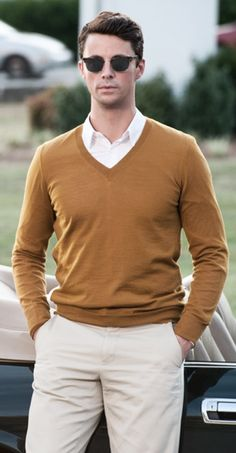 Matthew Goode in Stoker (2013)