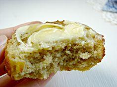 """Paleo cornbread muffins (""""faux-cornbread""""). Grain, sugar, and nut free!"""