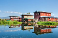 Treck - Lac Inle - Myanmar / Birmanie
