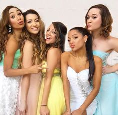Squad Goals yass I love them so much they are the best