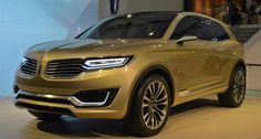 2016 Lincoln MKX - New details