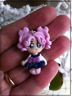 CHIBI CHIBI Sailor Moon by DarkettinaMarienne.deviantart.com
