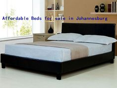 Check out my first blog article Affordable Beds for Sale in Johannesburg.